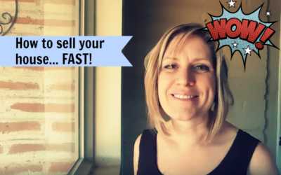3 Tips to Sell FAST!